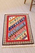 NO23477 手織り トルコ絨毯