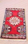 NOIS1448 手織り トルコ絨毯