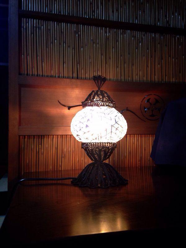 岐阜県Yさま宅モザイクランプ