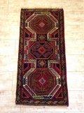 アンティークヤストゥク 絨毯 厚めのマットタイプ 60年前