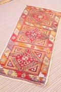 NO846 手織り トルコ絨毯