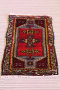 NO12758 手織り トルコ絨毯