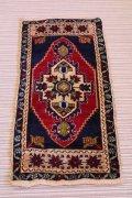 NO1195 手織り トルコ絨毯